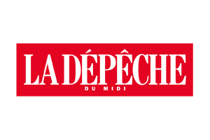 La Depeche-Logo