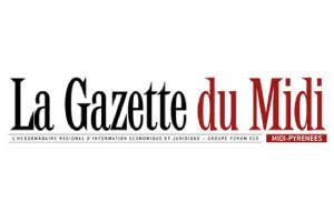 La-Gazette-Du-Midi Logo