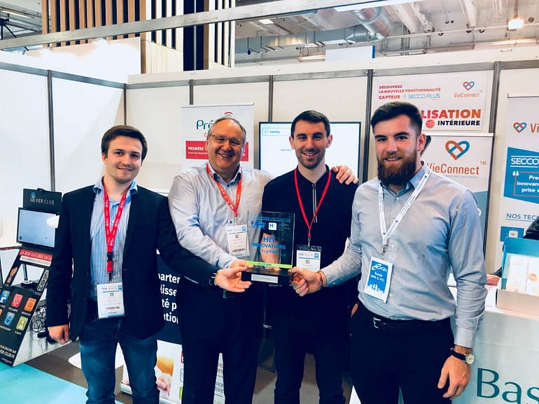 Post_TROPHEES-HIT-INNOVATIONS_Equipe-VieConnect