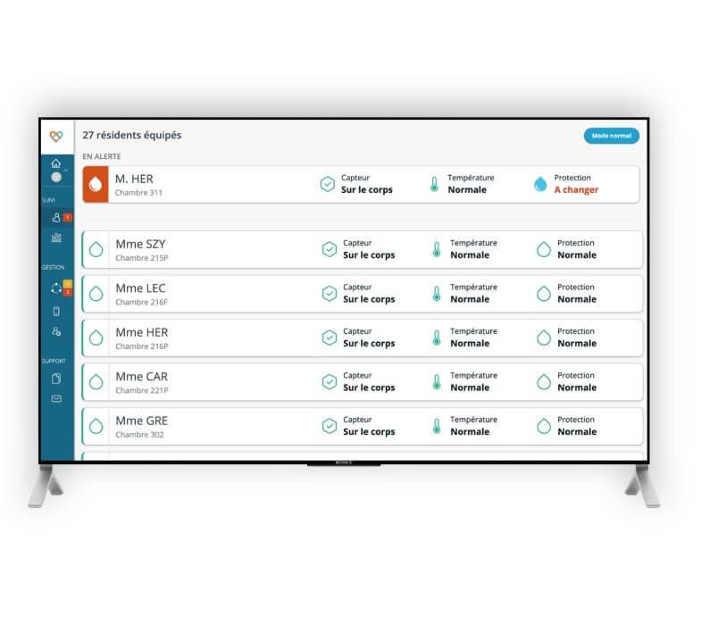 Application-ecran-TVie-mode-suivi
